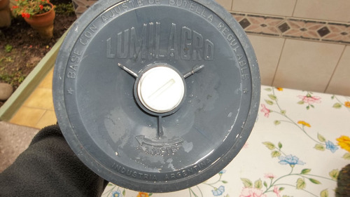 termo luminagro con bomba 1 litro sin ampolla vidro 36cm