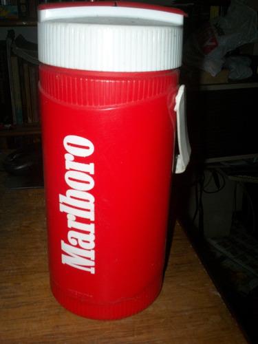 termo marlboro (años 90) nuevo sin uso