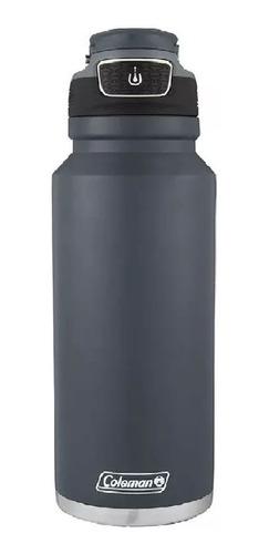 termo o botella térmica coleman 1,2 l 20h calor 58 frío pico