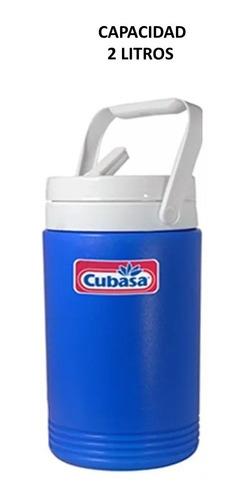 termo para agua de plástico 2 pzas cap. 2 lt