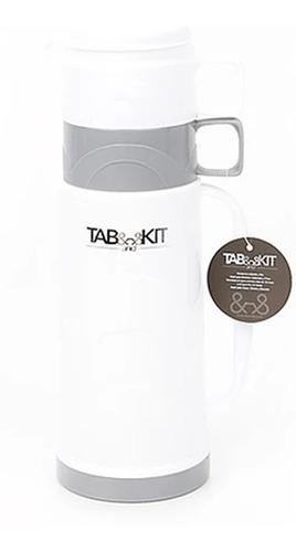 termo para agua fría o caliente c/taza 450 ml