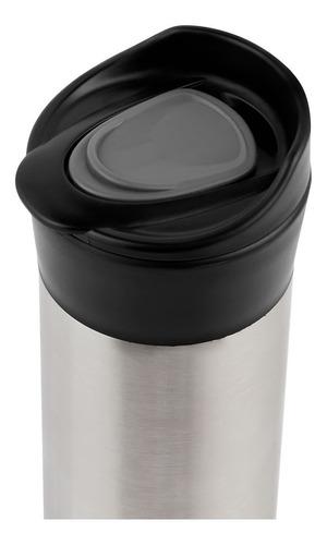 termo para café acero inoxidable 525 ml válvula antiderrames