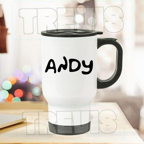 termo para café homero simpson estilo starbucks