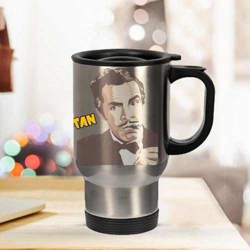termo para café personaje tintan
