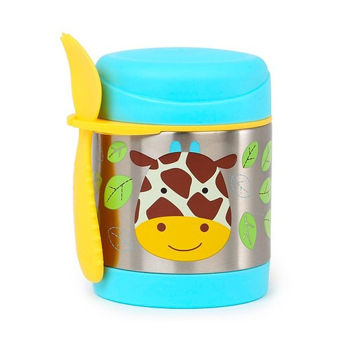 termo para comida zoo jirafa. 325 ml