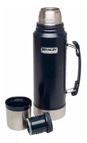 termo stanley 1 litro 1 lt acero inoxidable classic pico cebador original rojo azul verde