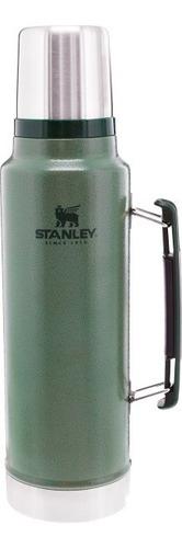 termo stanley 1 litro. 100% original. no tiene pico cebador.