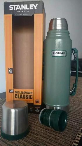 termo stanley 1 litro (pico para mate)