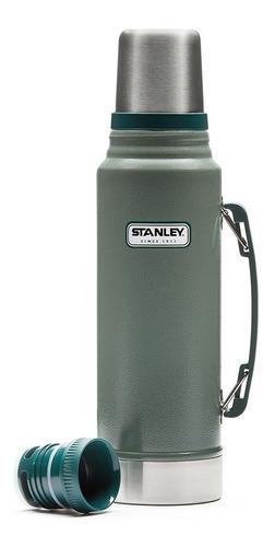 termo stanley 1l clasico original pico cebador todos colores