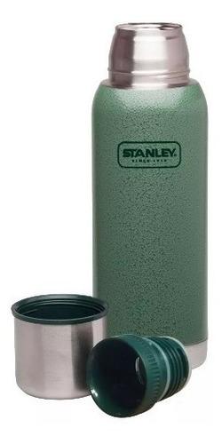 termo stanley adventure 1 litro acero 24hs hot pico cebador