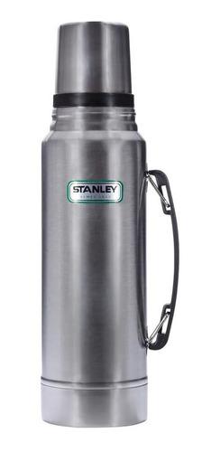termo stanley clasico 1 lt tapón cebador - colores