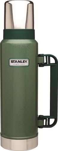 termo stanley clasico 1.3lts pico cebador original garantía