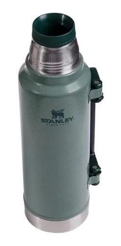 termo stanley clasico 1.4 lt. new model cebador oficial