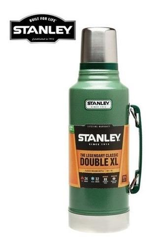 termo stanley clasico 1,9lts agua caliente 32 hs- garantia