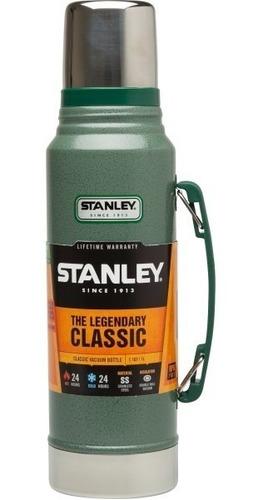 termo stanley clasico 1lt cebador original garantía x vida