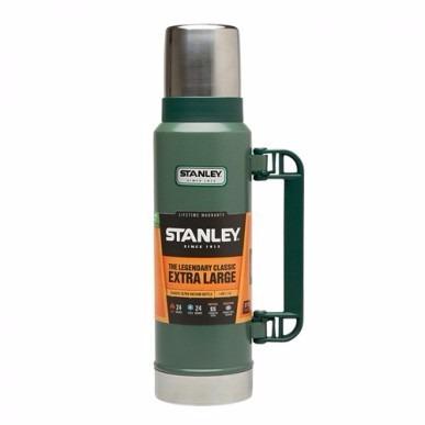termo stanley clasico grande 1.3 litros acero inox 28hs