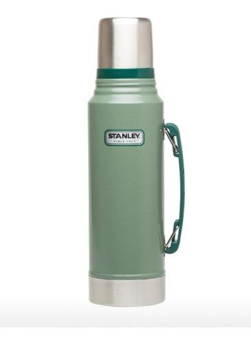 termo stanley classic 1 litro c/manija 24hs frio/calor