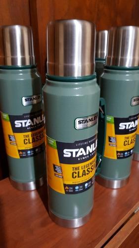termo stanley classic 1 litro con manija