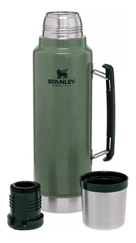 termo stanley classic bottle 1 litro ac inox. original!!