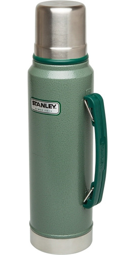 termo stanley heritage stainless steel 1 litro
