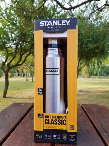 termo stanley original 1 litro con pico cebador