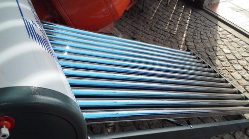 termo tanque calefón eléctrico y  solar