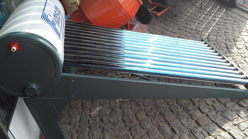 termo tanque solar