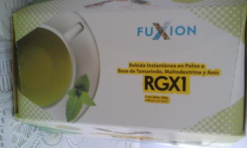 termo te y rgx1 de fuxion adelgazar tonificar salud limpiar
