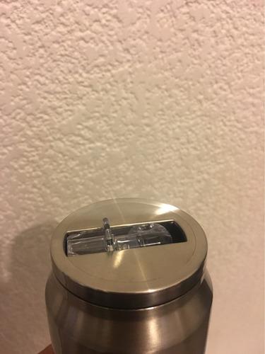 termo tecate light doble capa acero inoxidable envio gratis