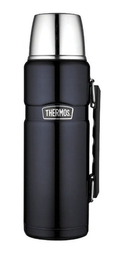 termo thermos 1.2l acero inoxidable manija lateral
