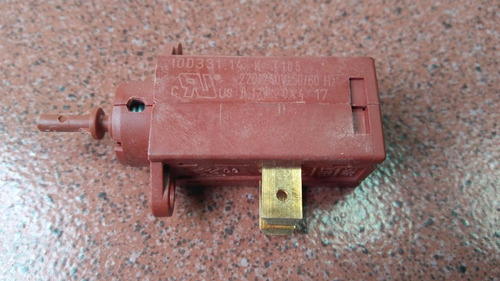 termoactuador lavarropas drean concept fuzzy logic unicomand