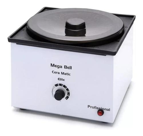 termocera panela 2,5kg panela depilação ou pedra mega bell