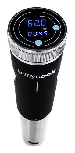 termocirculador sous vide easy cook 127v preto