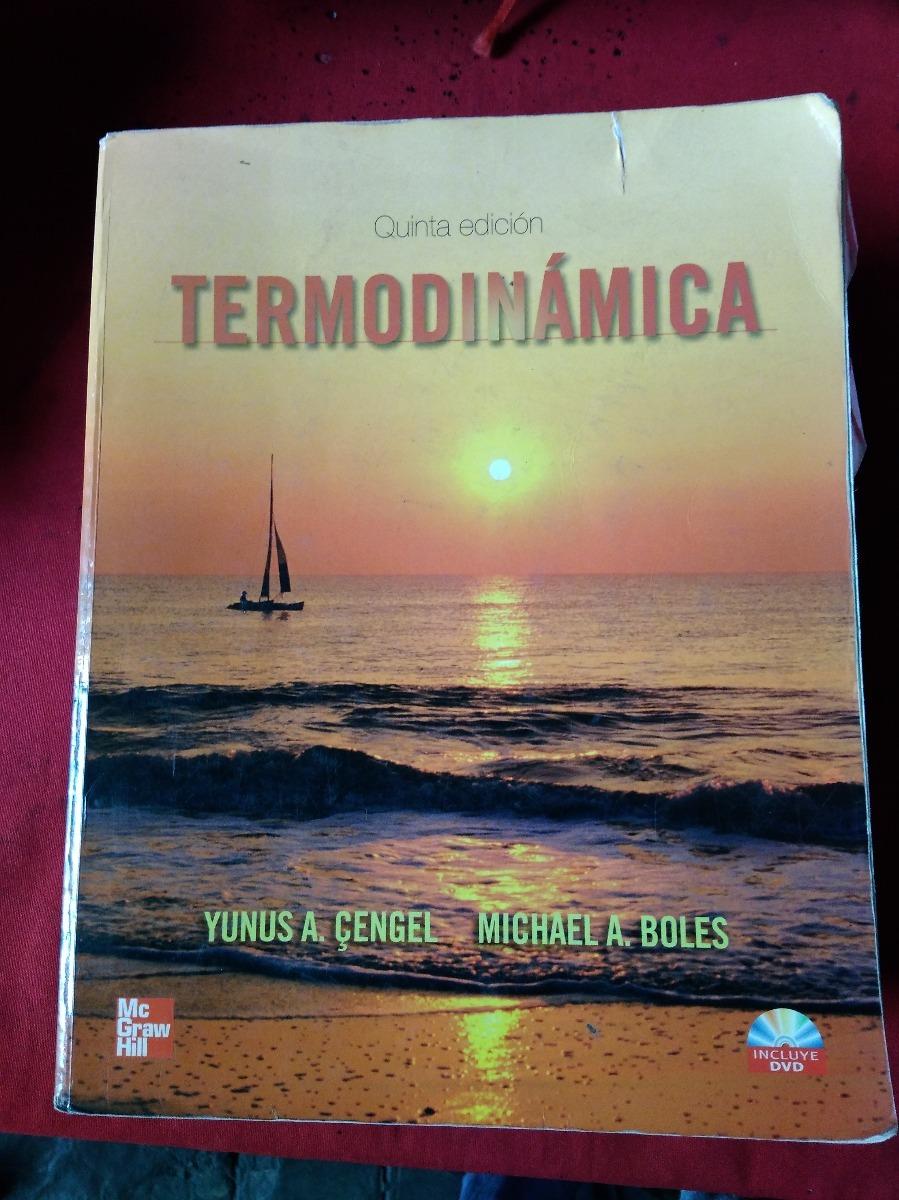 termodinamica yunus cengel 5ta edicion