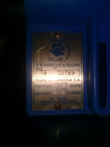 termofusor