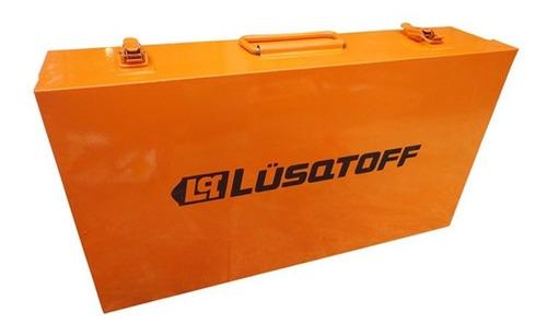 termofusora 1500w ltf-6315 lusqtoff + maletín + boquillas