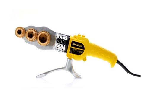 termofusora 1500w+ maletín+ 6 boquillas 300º stanley sxh1530
