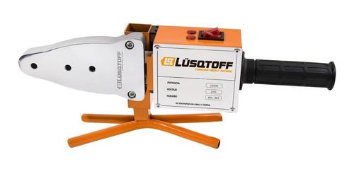 termofusora lusqtoff + maletín 220v 50h 1500w - envío gratis