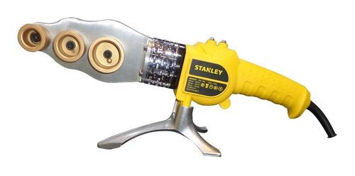 termofusora stanley sxh1530 1500w 6 boquillas caños agua gas