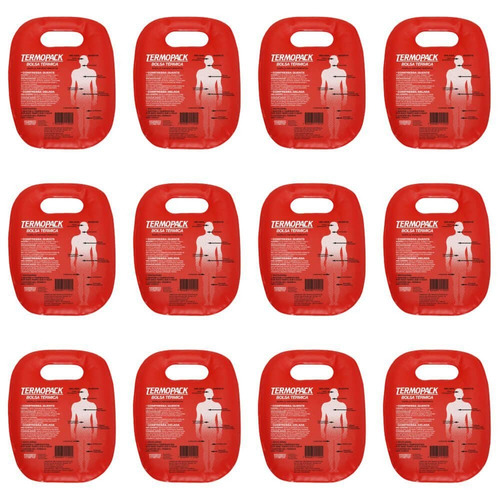 termogel bolsa de gel termopack (kit c/12)