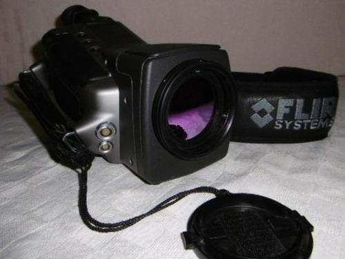 termografía infrarroja