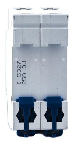 termomagnetica bipolar 25amp llave termica 2x25 sica oficial