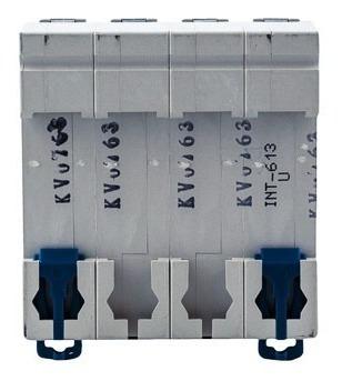 termomagnetica tetrapolar 63amp llave termica 4x63 sica