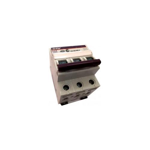 termomagnetica tripolar 25a llave termica 3x25 baw 3ka