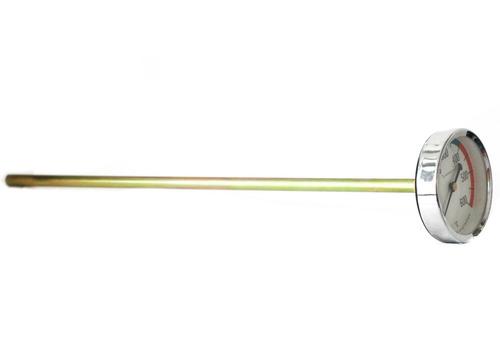 termometro 600ºc horno pizzero barro bulbo largo diam.100mm