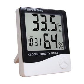 Relojes Pedorro Termometro Testers Y Equipos De Medicion En Mercado Libre Argentina Termómetro humedad reloj digital despertador higrometro lcd. mercado libre