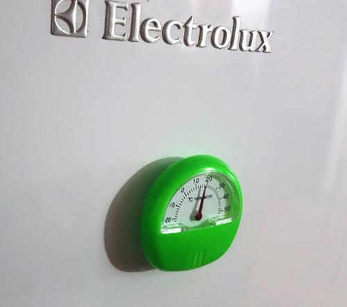 termometro analogo -20 a 50 grados interior exterior iman