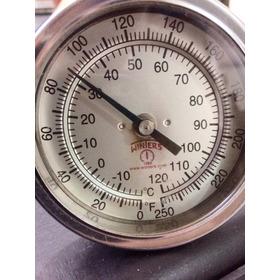Termometro Bimetalico Marca Winters