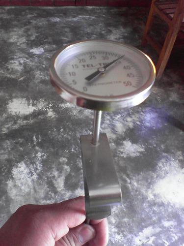 termometro bimetalico tel- tru
