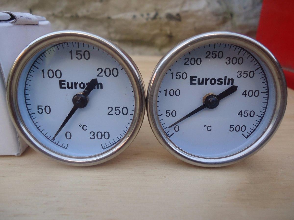 1 4 Npt >> Termometro De 500 Grados C. - $ 600.00 en Mercado Libre